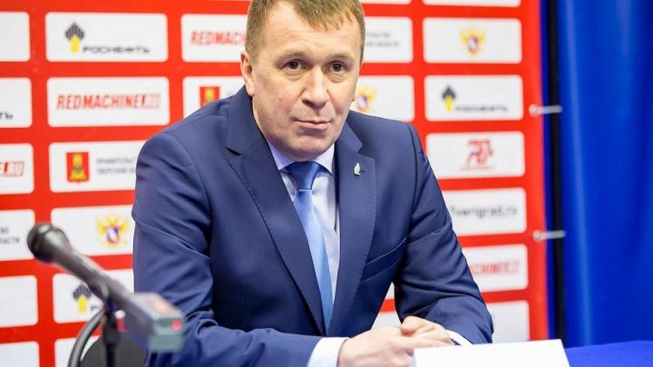 Тренерский штаб тюменского «Рубина» возглавит Владислав Хромых