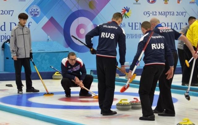Челябинские кёрлеры привезли серебро с чемпионата мира среди глухих
