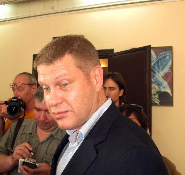 "Иван Демидов на ""Ленфильме"""