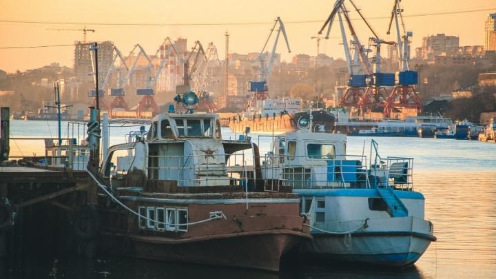 Капитан из ростовского порта попался на взятке в миллион рублей
