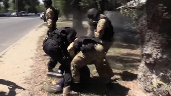 В Ростове задержали банду, имитировавшую ДТП