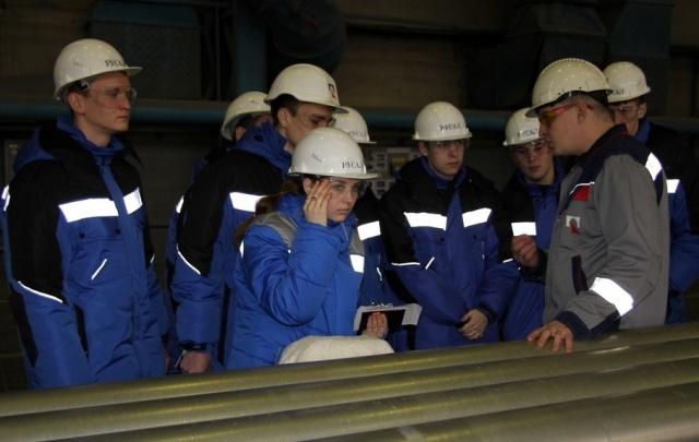 Волгоградский алюминиевый ждет студентов ВолГТУ