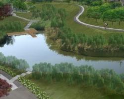 ЖК «Бейкер стрит» подарит горожанам обустроенный пруд с садом