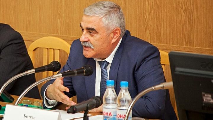 В Волгограде ушел в отставку второй за две недели вице-губернатор