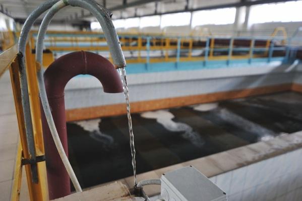 На водоочистных сооружениях ввели дополнительное хлорирование