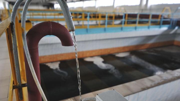 Вода из-под крана в Тюмени начнет пахнуть хлором
