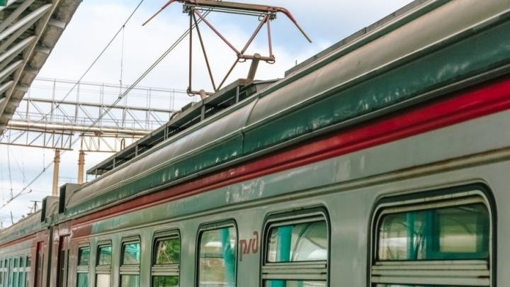 Железнодорожную платформу в поселке Зубчаниновка отремонтируют к 5 декабря