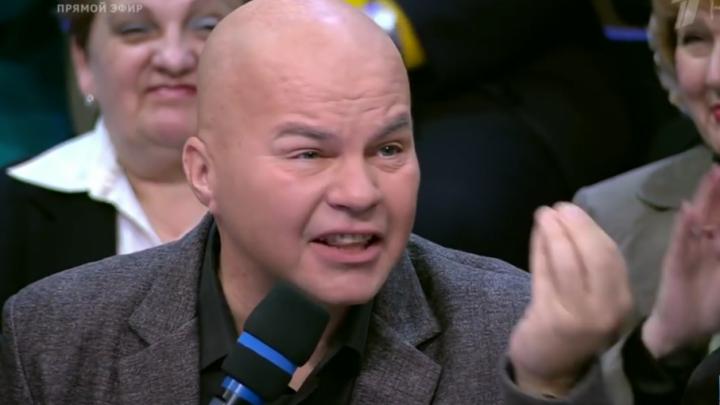 Украинский политолог на российском ток-шоу заявил о бессмысленности Сталинградской битвы