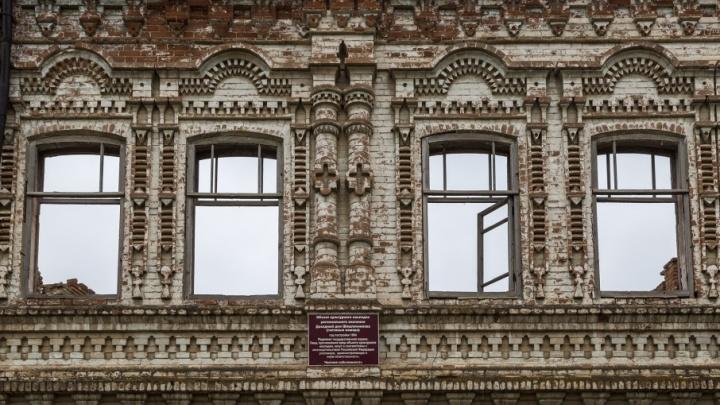 Прокуратура потребовала отреставрировать купеческие дома в Дубовке