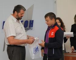 Школьники, прошедшие практику на «Протон-ПМ», получили зарплату