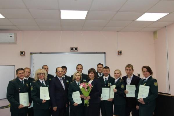 Все «студенты» получили именные сертификаты