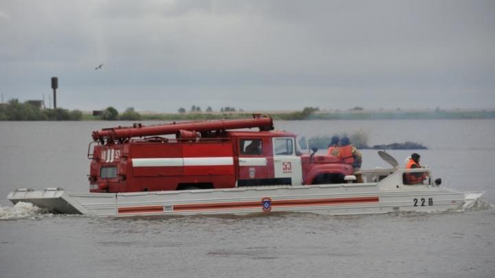 Паводок продолжается: за минувшие сутки в Иртыше вода поднялась на пять сантиметров