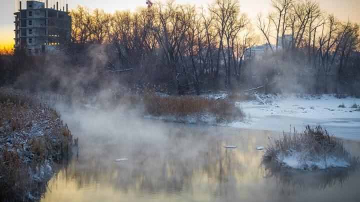 «На семь градусов ниже нормы»: южноуральцев предупредили об аномальных холодах