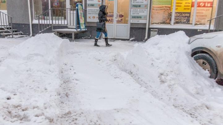 Упали на льду: в Тольятти за двое суток госпитализировали 8 человек