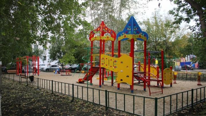 Премию думы Тюменского района потратят на детскую площадку и освещение