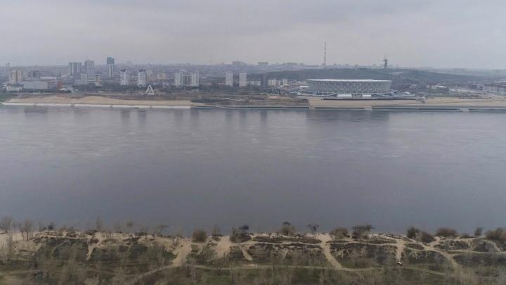 Для борьбы с мошкой перед матчами ЧМ-2018 в Волгоград завезли 70 тонн «Бактицида»
