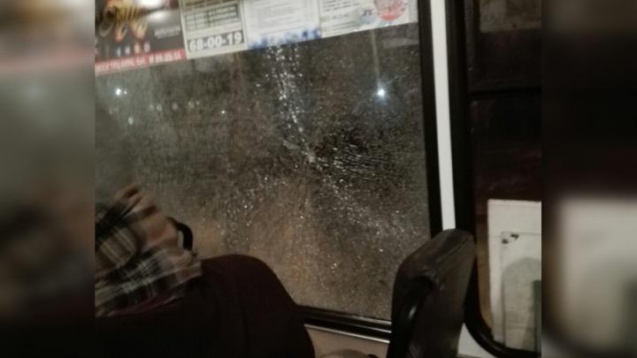 В Ярославле обстреляли студенческий автобус