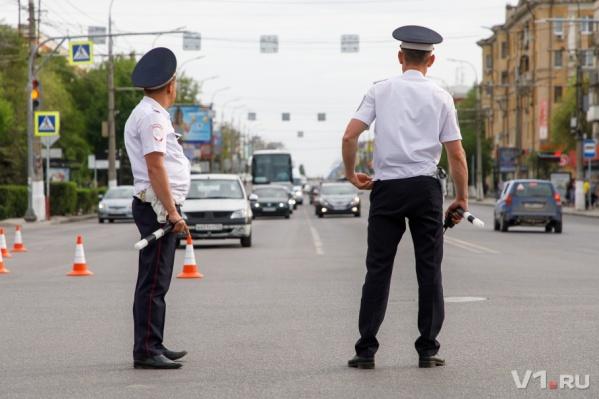 Приезжие инспекторы на время ЧМ перешли в подчинение волгоградского главка