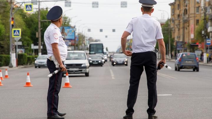 В Волгоград на время ЧМ-2018 прибыли инспекторы ДПС из пяти регионов