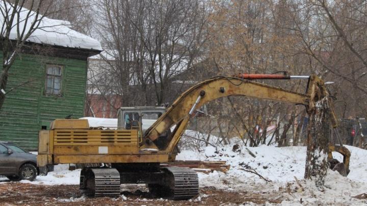 В Перми на месте аварийных домов на улице Екатерининской построят жилье комфорт-класса