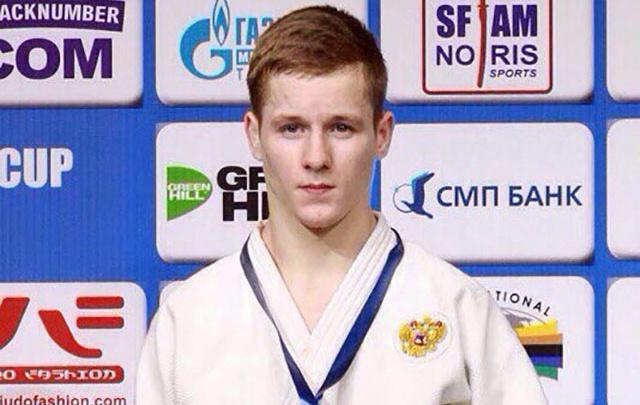 На Кубке Европы челябинский дзюдоист взял серебро