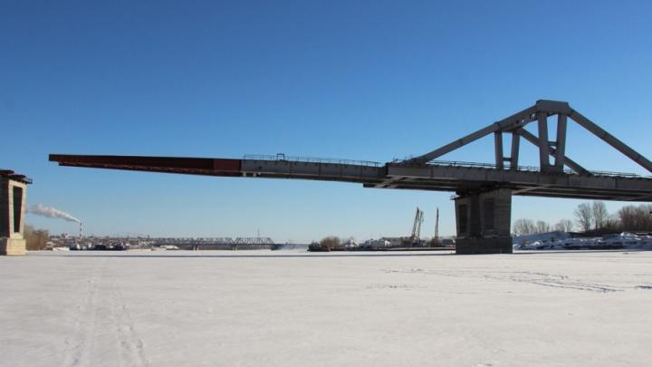 На строительство Фрунзенского моста добавят еще 700 миллионов рублей