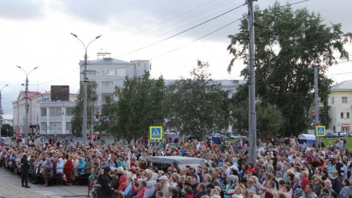 Шествие, морской дух и «Партизан FM»: Архангельск начал готовиться ко Дню города