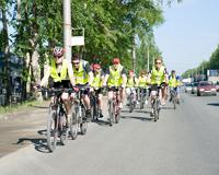 «Строительный двор»: велопоездка Тюмень–Семеново – 2011