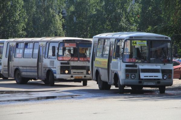 И коммунисты, и навальнисты отмечают засилье пазиков на дорогах Архангельска
