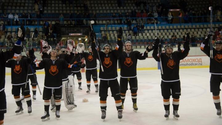 Волевая победа: «Молот-Прикамье» обыграл одного из лидеров ВХЛ