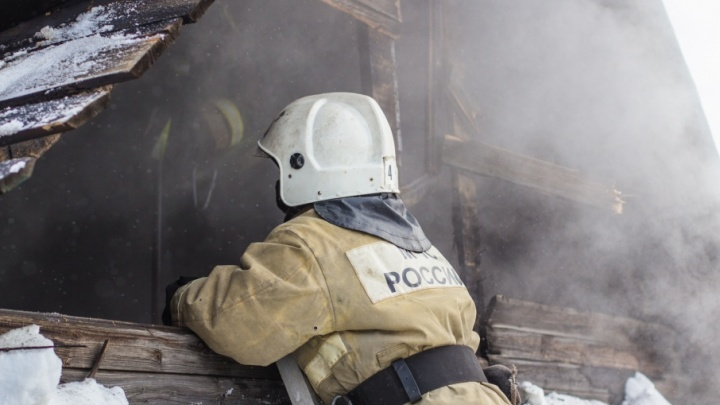 Стала известна предварительная причина пожара в Самаре, в котором погибли три человека