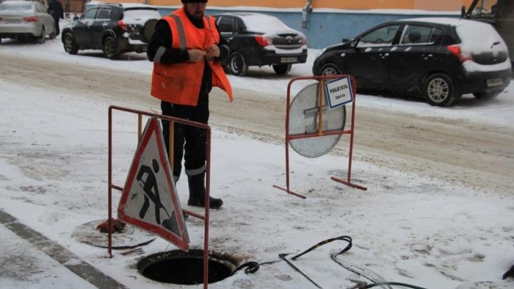 В разных районах Архангельска отключат воду и электричество