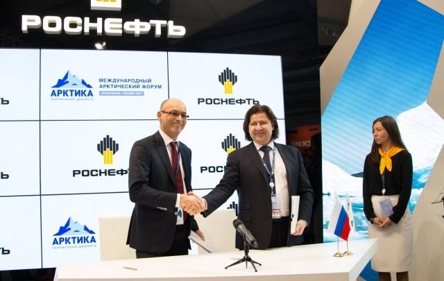 «Роснефть» планирует производить новое оборудование для сбора нефтепродуктов