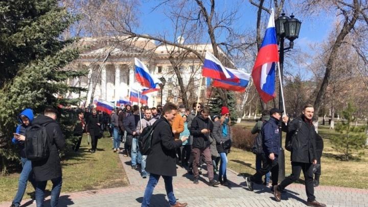 Главу тюменского штаба Навального оштрафовали на 280 тысяч за митинг «Он нам не царь»