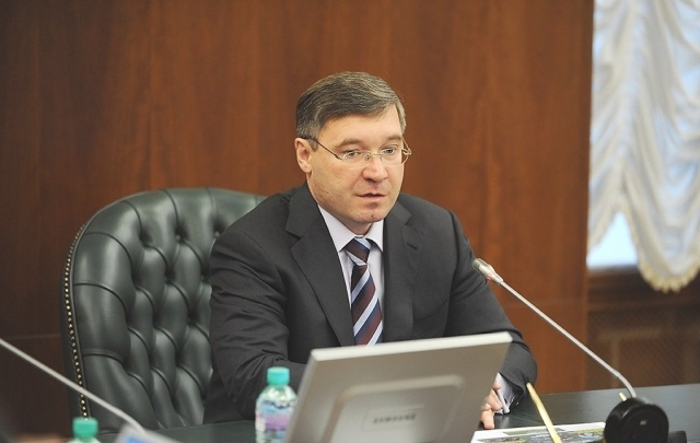Владимир Якушев вошел в состав совета при Президенте РФ