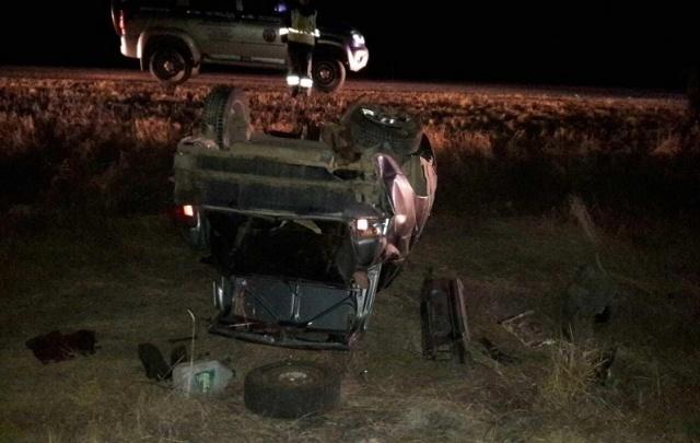 На трассе под Камышином погиб водитель