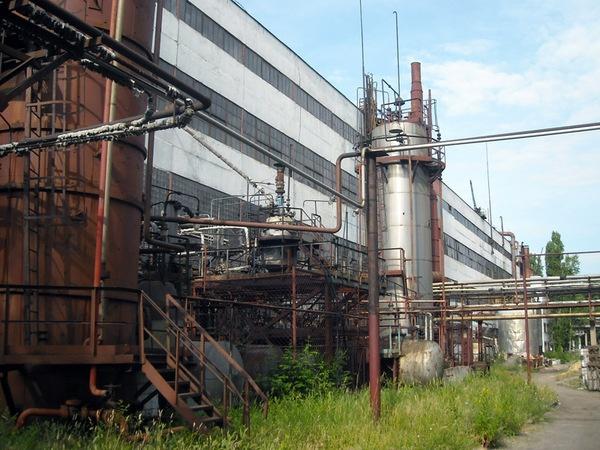 """Цех №99 /<a href=""""http://www.niisk.vrn.ru/about/gallery/building/"""">ВФ ФГУП НИИСК</a>"""