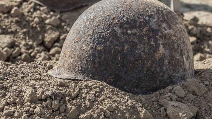 Военный металл с волгоградских полей станет памятником павшим воинам в Уфе