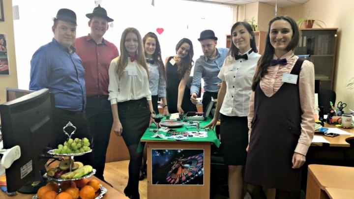 Самым лучшим поздравлением тюменцев с 23 Февраля читатели 72.ru назвали поход в казино
