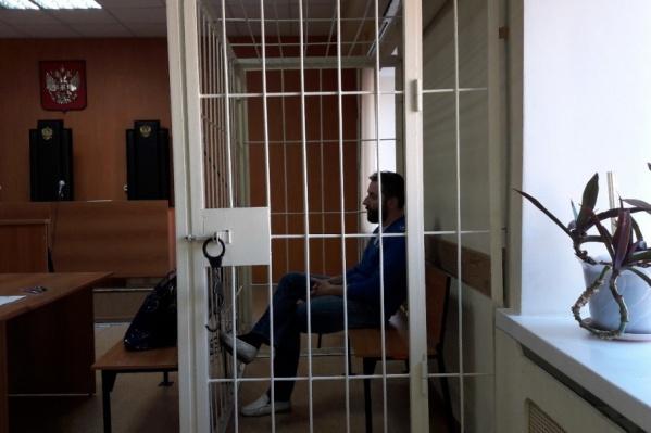 Мужчина пробудет под арестом один месяц и 30 суток