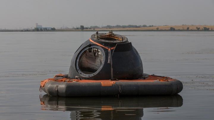 Военные спасатели из Южноуральска будут искать в степях астронавтов из США и Японии