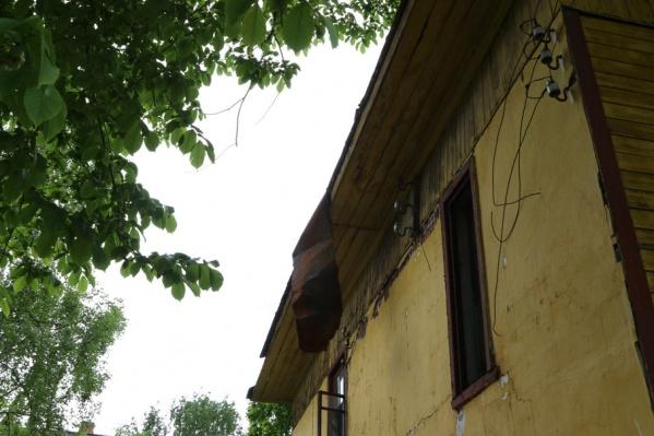 Из дома жильцов все же выселили