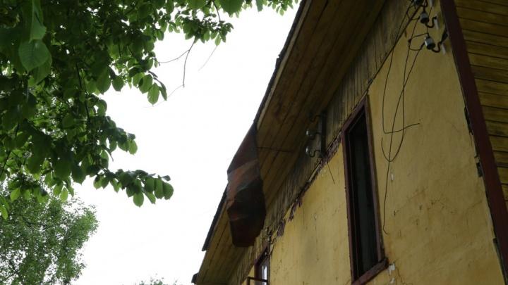 Дом разрушили, семью выселили: обитателей архангельской аварийки отправили из центра на окраину