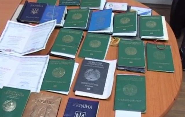 В Ростове целая банда снабжала документами нелегальных мигрантов