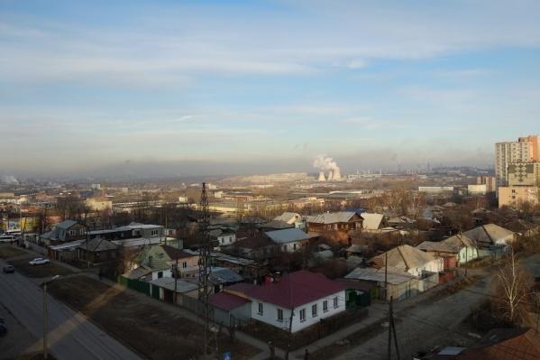 В выходные в экологическую приёмную челябинцы пожаловались на смог 142 раза