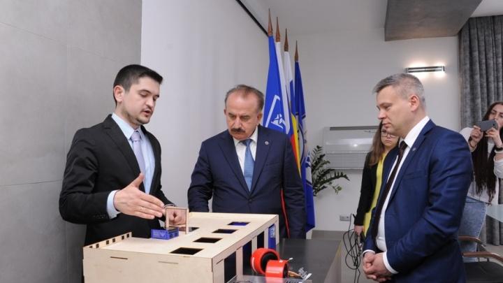 ДГТУ разработает сортировочных роботов для «Почты России»