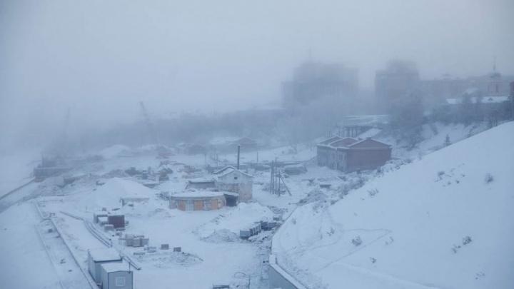Экстремально холодно: в Тюмень идут сильные морозы