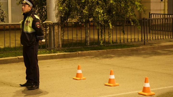 Волгоградские полицейские перекроют дорогу ради своего профессионального праздника