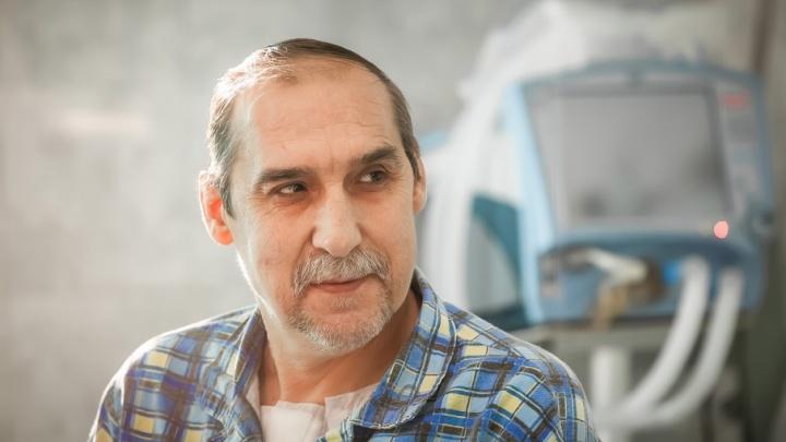 «Поверили в меня и добились успеха»: челябинские врачи впервые пересадили сердце