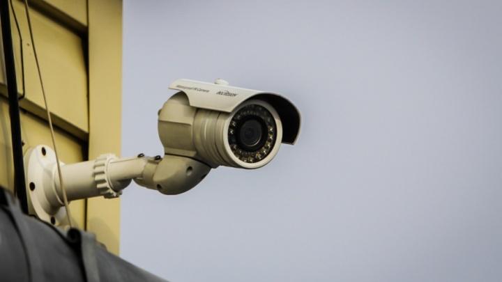 В донской столице заработали уличные камеры системы «Безопасный город»